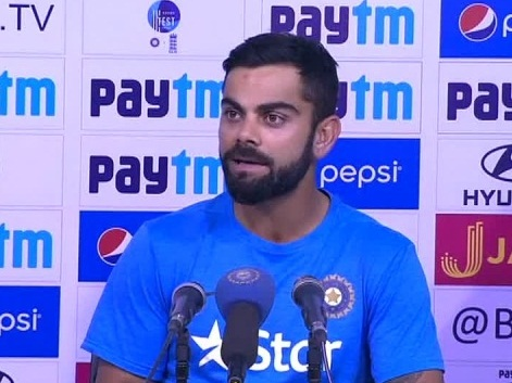 Virat Kohli photo