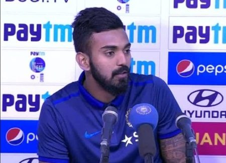 Lokesh Rahul photo