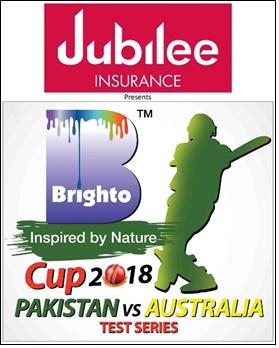 Pakistan vs Australia 2018 Schedule | Pak vs Aus 2018 Live Scores