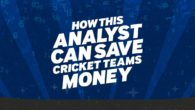 Gambler-turned-analyst puts data at work to save money for T20 teams