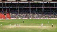 M Chinnaswamy Stadium in Bengaluru