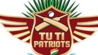 Madurai Panthers vs TUTI Patriots and MP vs TP Scorecard.